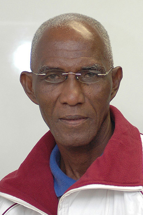 Former West Indies selector, Michael Findlay. (IWN photo)