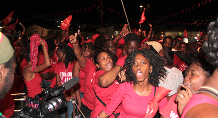 Ulp Supporters React