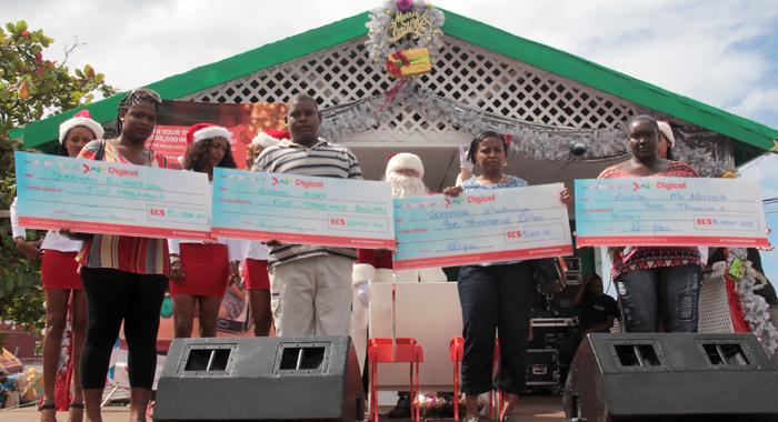 Digicel Winners