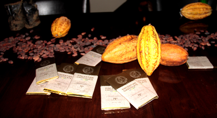 St. Vincent Cocoa Company Chocolate