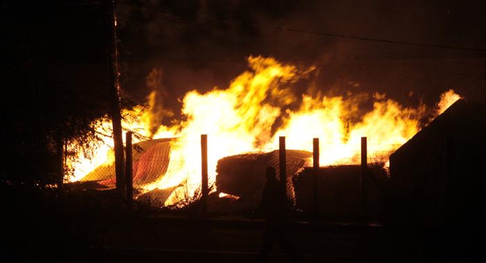 Public Works Fire 1
