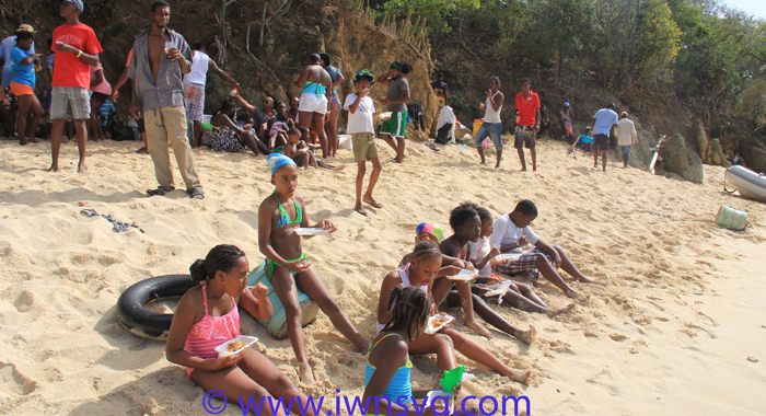 Canouan residents say they are standing up to ensure that the next generation has unfettered access to the island's beaches. (IWN photo)