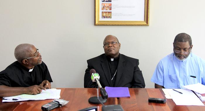 Catholic Clerics 1