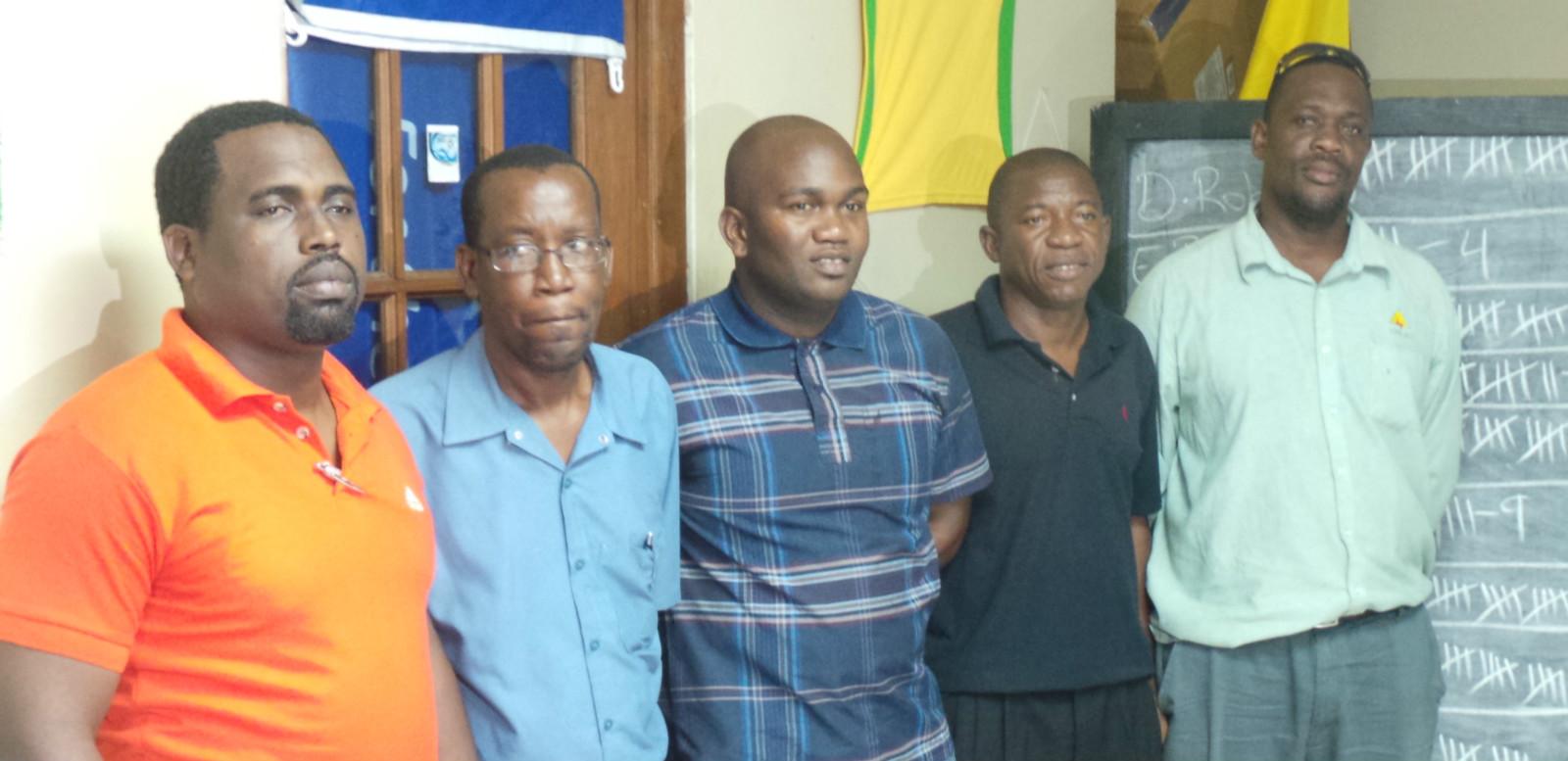 Svgff Committee Members