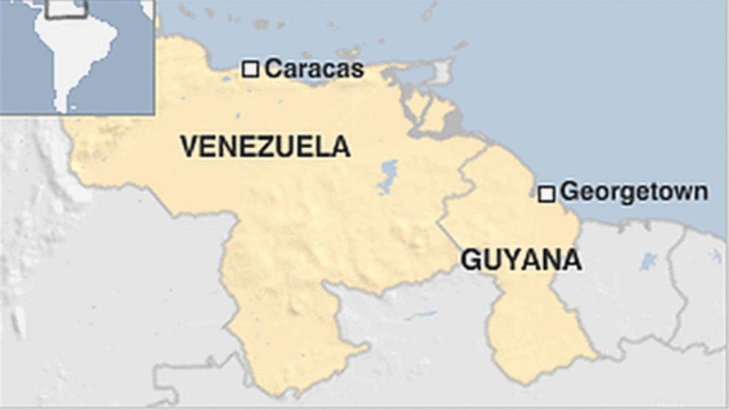 Guyana Venezuela