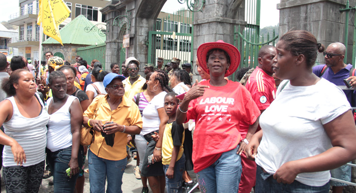 Ndp Ulp Supporters