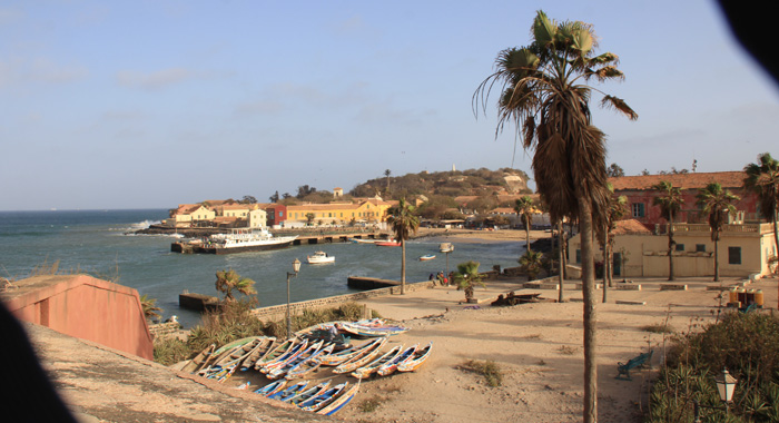 Tourism and fishing sustain the economy on Gorée. (IWN photo)