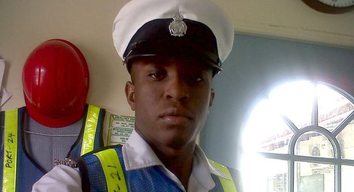 Police Constable 602 Giovanni Charles died May 2 after being stabbed while on duty.