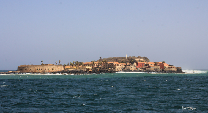 For centuries, Gorée Island was the last glimpse that million of slaves got of Africa before being transported to the Americas. (IWN photo)