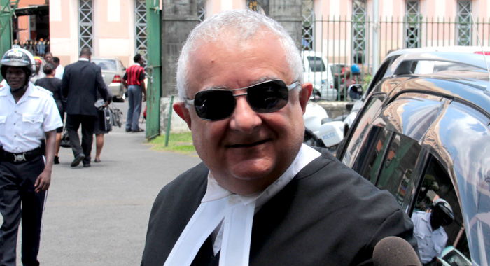 Senior Counsel, Dominican Anthony Astaphan. (IWN file photo)