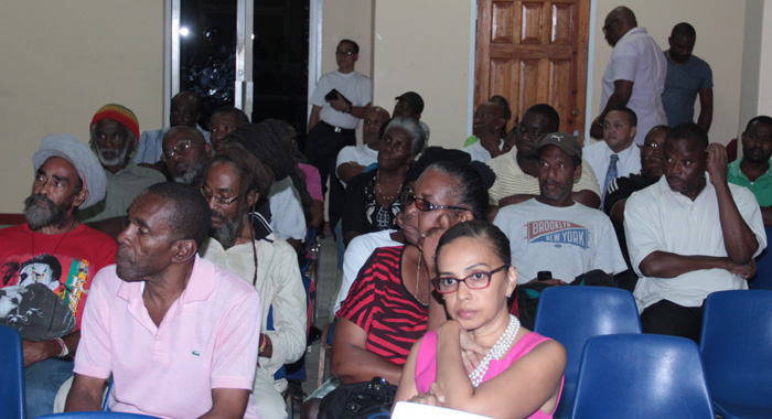 A section of the attendees at the consultation. (IWN photo)