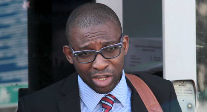 Crown Counsel, Karim Nelson. (IWN file photo)
