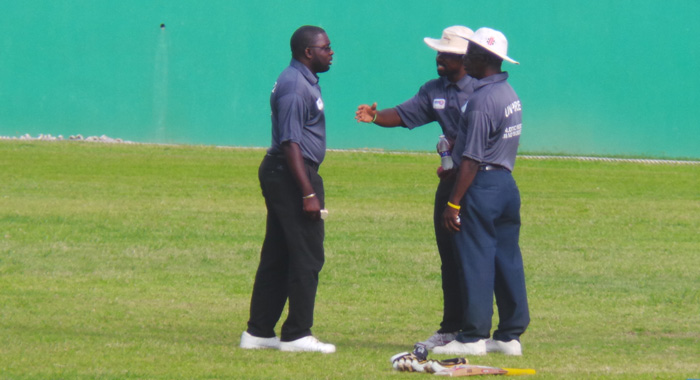 Umpires made no report on illegal bowling action.