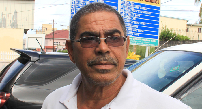 Manager of NICE Radio, Douglas DeFreitas. (IWN file photo)