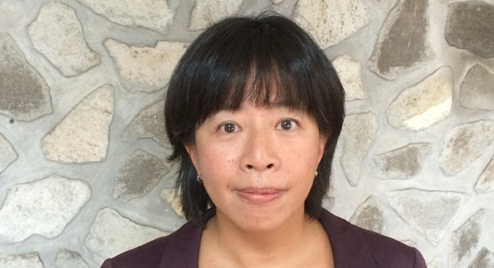"""Nicole Su, counsellor at the Taiwan embassy in Kingstown, said her embassy was """"surprised"""" by the NDP's announcement. (IWN photo)"""