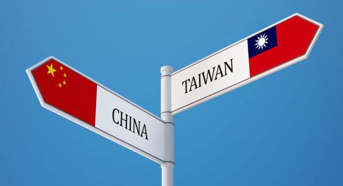 China Taiwan 0