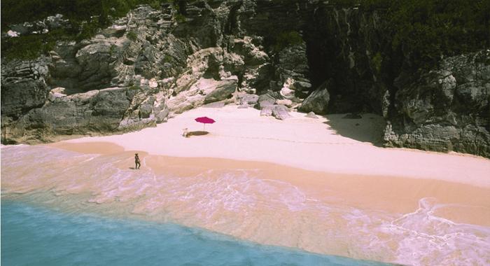 01 A Typical Bermuda Beach