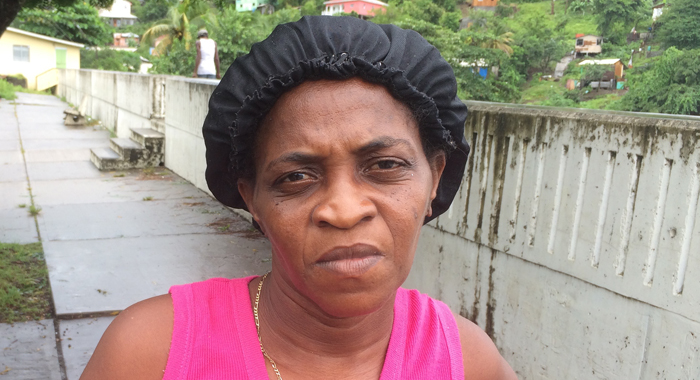Luween Antoine-McKie has lost two of her three children in tragic circumstances. (IWN photo)