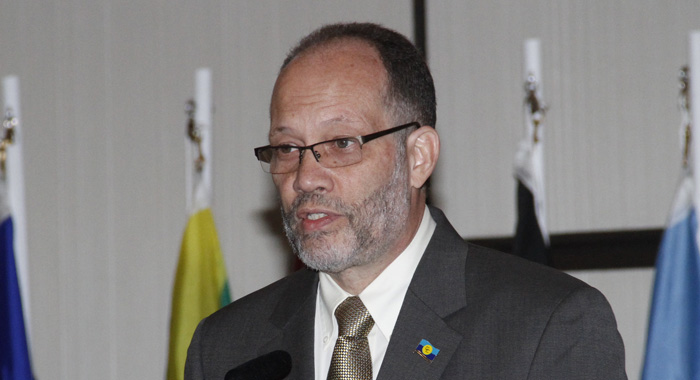 Irwin LaRocque, secretary general of CARICOM.