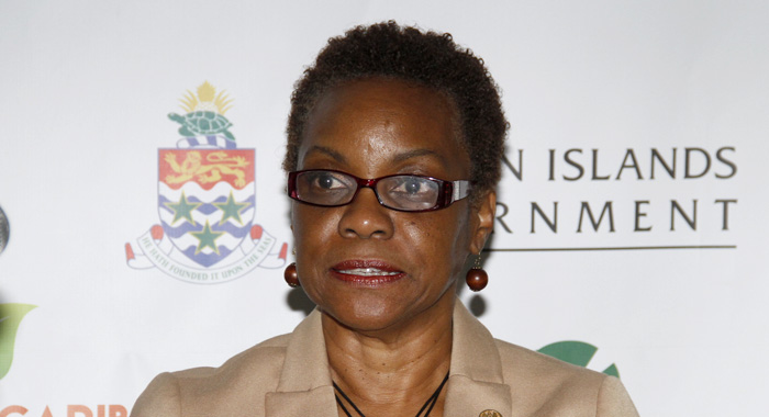 Lystra Fletcher-Paul, the Food and Agriculture Organization's (FAO) sub-regional coordinator for the Caribbean, (Photo: Kenton X. Chance)