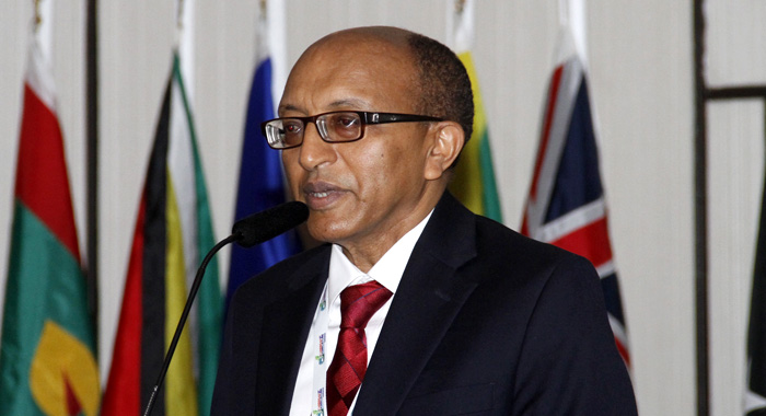 Michael Hailu, executive director of the Technical Centre for Agricultural and Rural Cooperation.