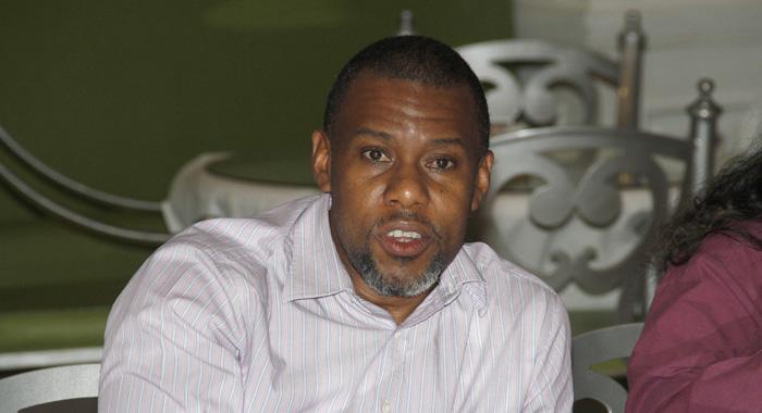 Ronald Jackson, executive director of CDEMA. (Photo: CMC/IWN)