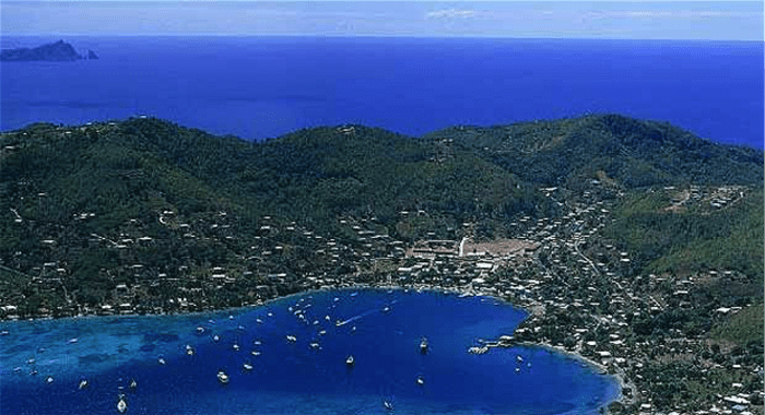 Admiralty Bay