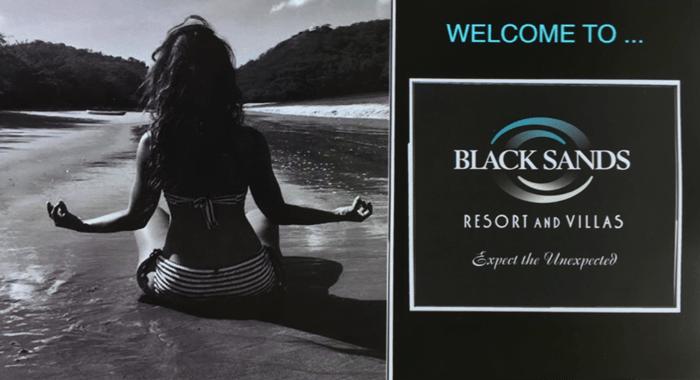 Black Sands Promotional Brochure