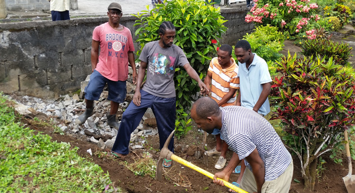 North Leeward Community Outreach Programme
