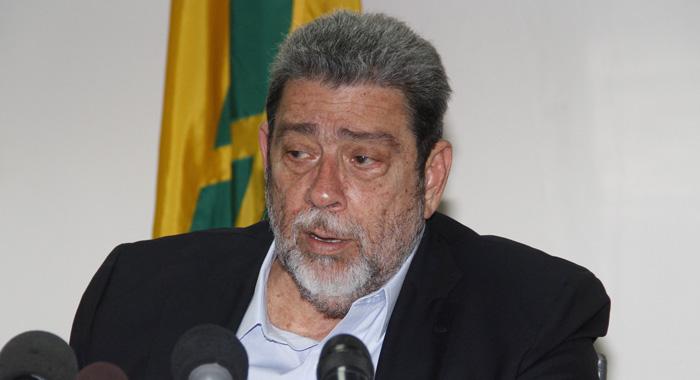 Ralph Gonsalves 1