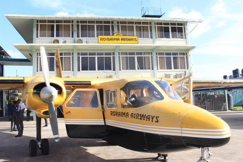 Roraima Airways 2