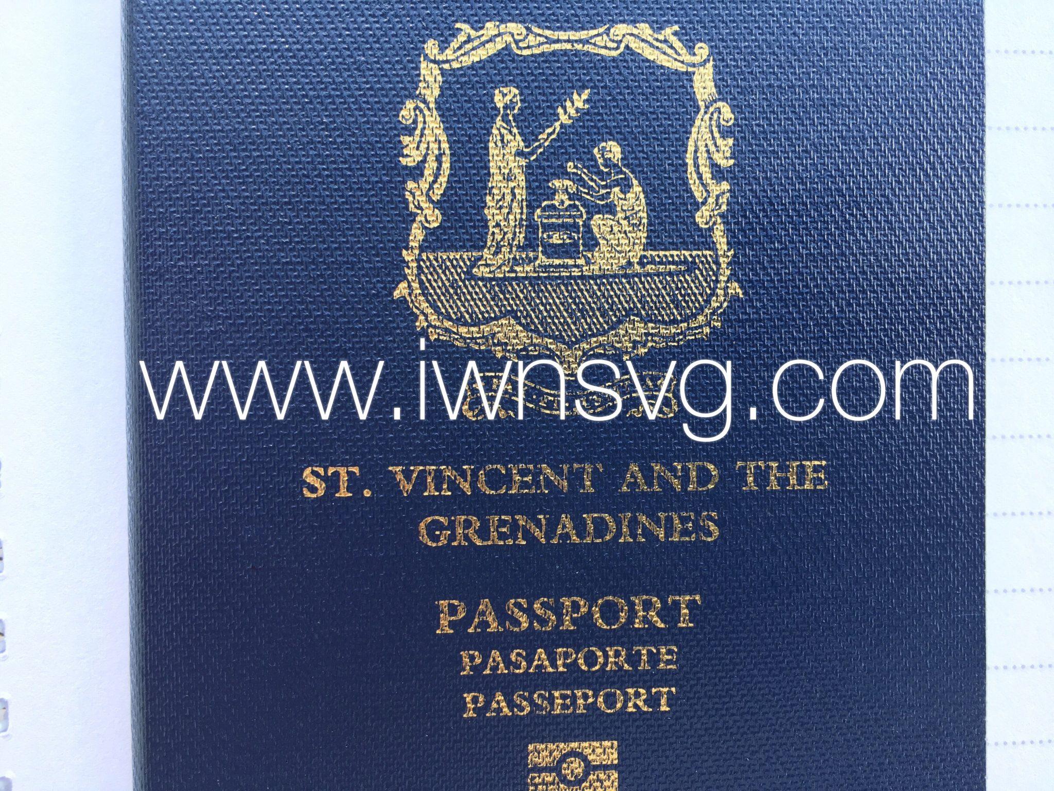 Svg Passport