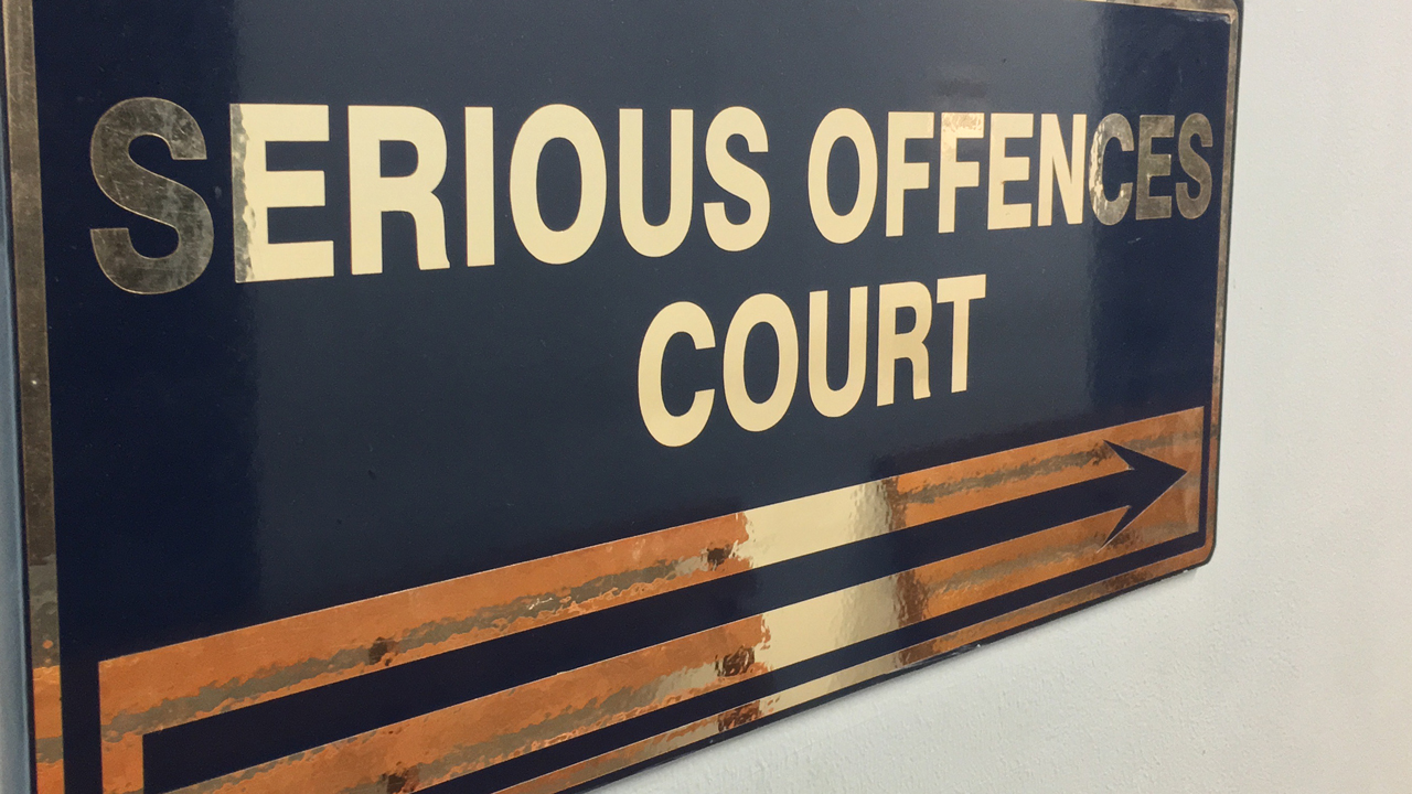 Serious Offences Court