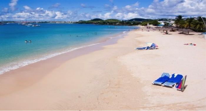 Reduit Beach St. Lucia Copy
