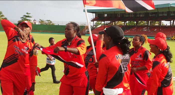 Trinidad Women Cricketers