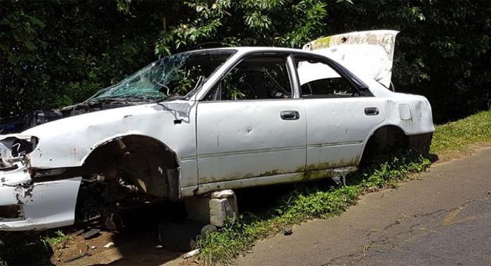 Derelict Vehicle
