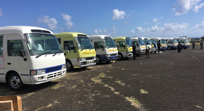 10 Buses