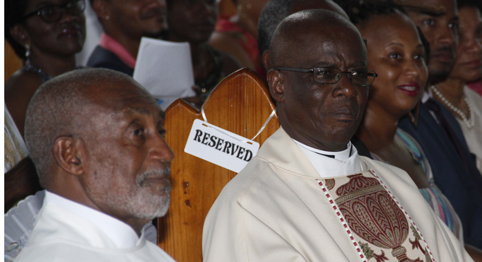 Anglican Priests