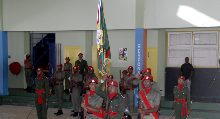 Cadet Colours