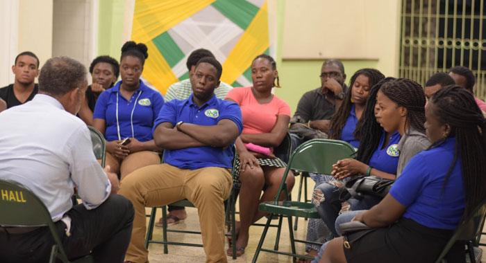Godwin Fridays Meeting In Jamaica