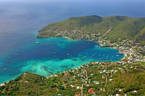 Admiralty Bay Bequia