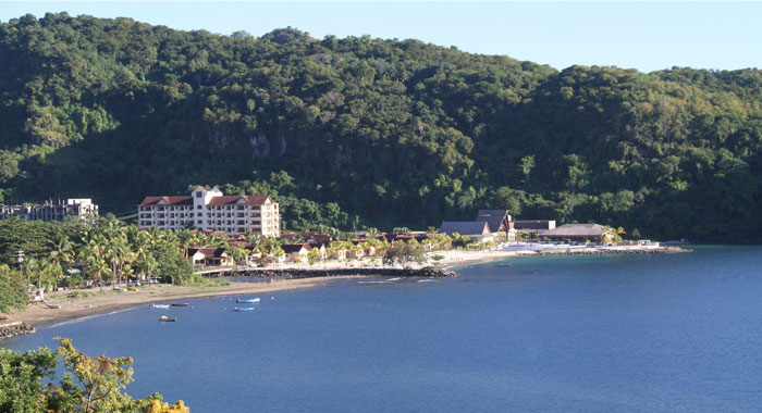 Buccament Bay Resort 1