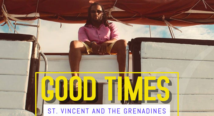 Good Times Official Music Video Cover