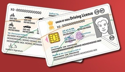 Intl Driving Licence