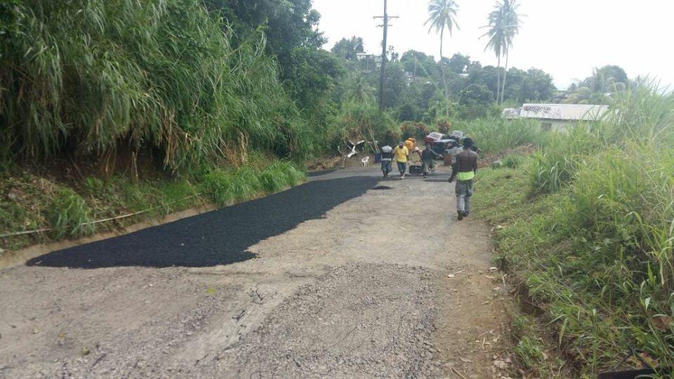 Scw Road Repairs