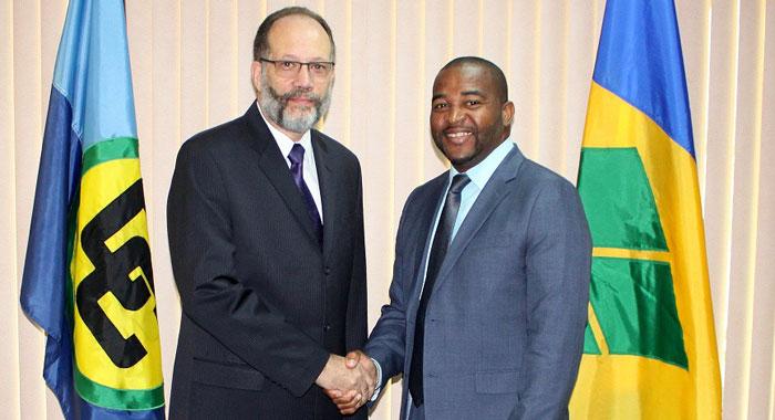 Svg Caricom Ambassador A