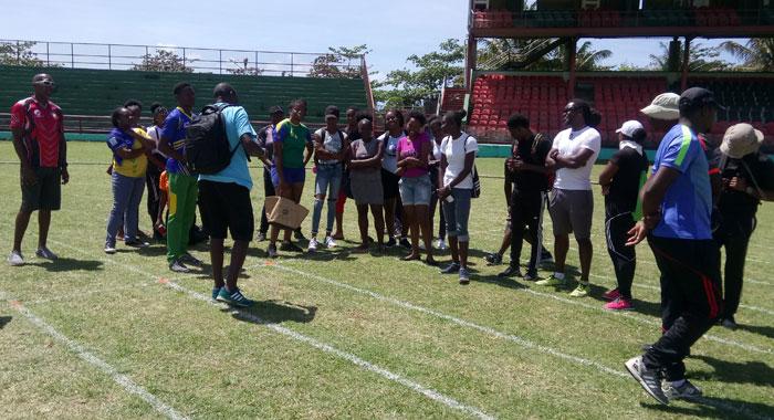 Athletics Officials2