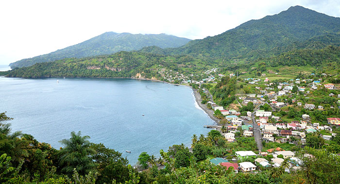 Chateaubelair Is One Of The 12 Target Communities Of The Volcano Ready Communities In St. Vincent And The Grenadines Project