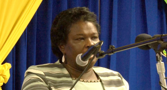 Esther Pompey President Nace