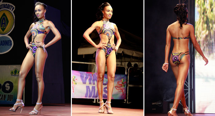 Miss Svg 2018 Best Swimwear
